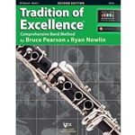 Tradition of Excellence Book 3 - Bb Clarinet -