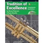 Tradition of Excellence Book 3 - Bb Trumpet/Cornet -