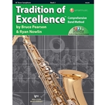 Tradition of Excellence Book 3 - Bb Tenor Saxophone -