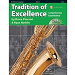 Tradition of Excellence Book 3 - Eb Baritone Saxophone -