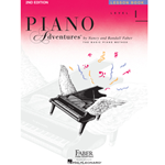 Piano Adventures Lesson - Level 1 - 2nd Edition