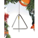 Music Treasures 463171 Triangle and Striker Ornament