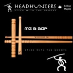 Headhunters MGBBOP Maple Grooves B Bop Sticks