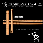 Headhunters MGBB Maple Grooves BB Sticks