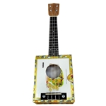 C.B. Gitty  36-009-01 Cigar Box Ukulele DIY Kit