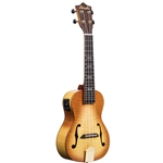 Amati Inst  C-31 Concert Flamed Maple Electric Ukulele