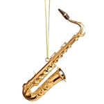 Music Treasures 463167 Tenor Sax Ornament