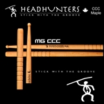 Headhunters MGCCC Maple Groove Sticks