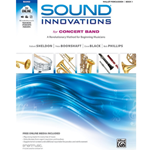 Sound Innovations for Concert Band, Book 1  - Mallet Percussion - Band Method