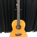 Yamaha CSF3MVN All Solid A/E Parlor Guitar