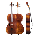 Amati Inst #125CELLO Step-Up Cello, Model 125