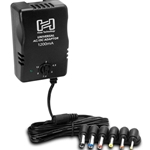 Hosa ACD-477 Universal Power Adapter up to 12V, 1200mA