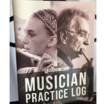 Brass Bell Musician Practice Log - Practice Aid
