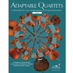 Adaptable Quartets for Violin -