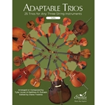 Adaptable Trios for Cello -