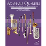 Adaptable Quartets for Tenor Saxophone -