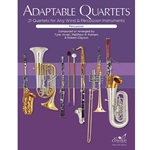 Adaptable Quartets for Percussion -
