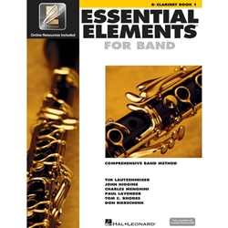 Essential Elements for Band Bk 1 - Clarinet -