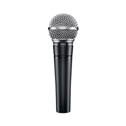 Shure SM58 Vocal Microphone, Cardiod