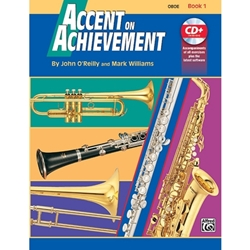 Accent on Achievement, Book 1 - Oboe -