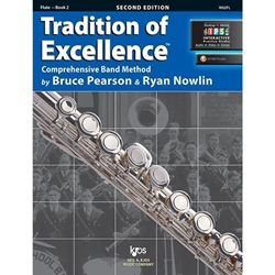 Tradition of Excellence Book 2 - Flute -