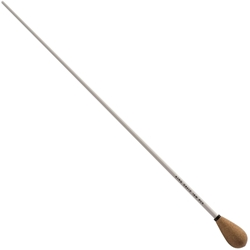 "King David 16WPCK baton, 16"" wh pear cork"