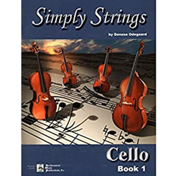 Simply Strings Bk 1 Cello - Cello
