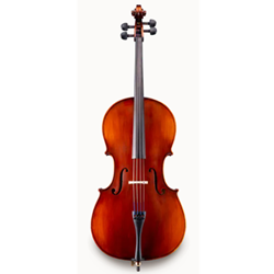 Eastman VC95ST Cello 4/4 Student Outfit