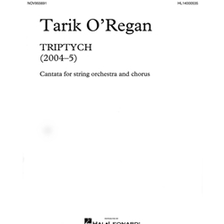 Triptych: Large Choral Series - SATB -