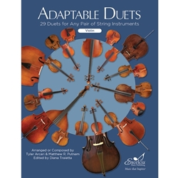 Adaptable Duets - Violin -